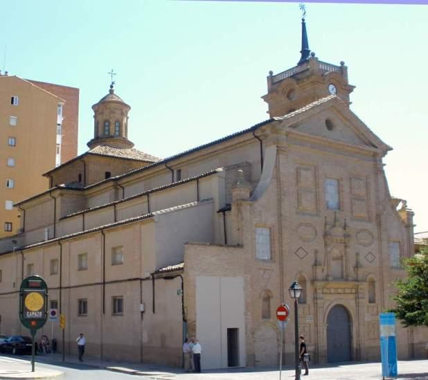 Horario de Misas en Huesca