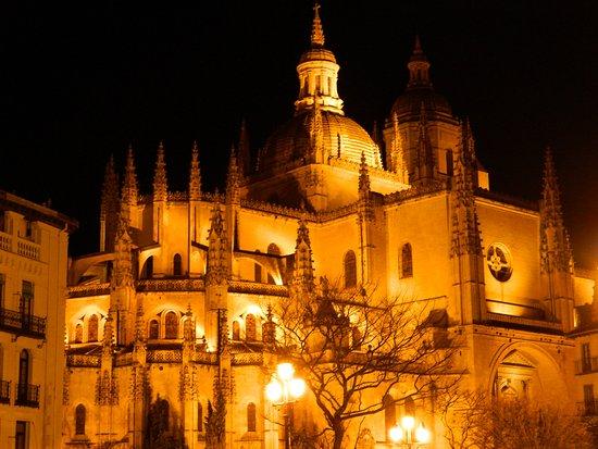 Horario de Misas en Segovia
