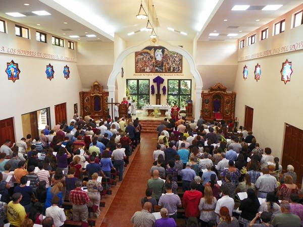 Horario de Misas en Trujillo Alto