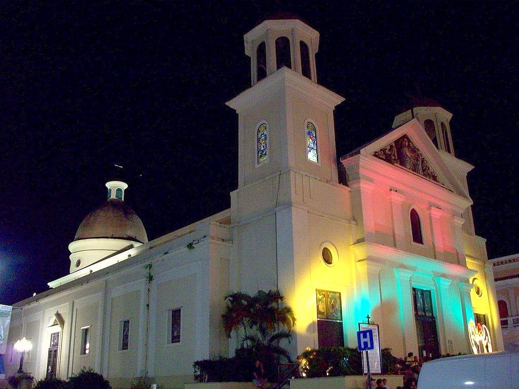 Horario de Misas en Mayagüez