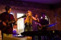 Live music from Signals / photo: Chris Jones