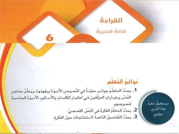 حل درس مفتش المدارس