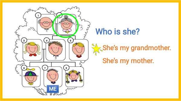 حل درس Who is who