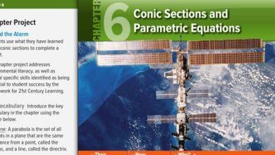 Photo of كتاب الطالب رياضيات الوحدة السادسة منهج إنجليزي صف حادي عشر متقدم فصل ثاني