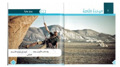 Photo of حل درس قوة العلم لغة عربية صف سابع فصل ثاني