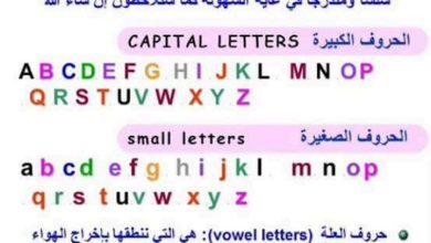 Photo of صف ثاني قواعد لغة إنجليزية بشكل مبسط