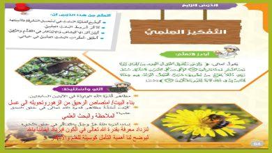 Photo of حل درس التفكير العلمى التربية الإسلامية للصف السادس الفصل الثالث