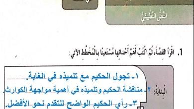 أحداث قصة أمير الاطباء لغة عربية الصف الرابع الفصل الثالث