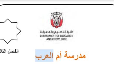 Photo of صف سابع فصل ثالث ملزمة في مادة التربية الإسلامية
