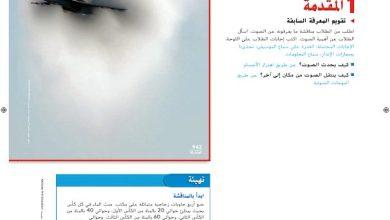 Photo of دليل المعلم علوم الصوت والضوء صف خامس فصل ثالث