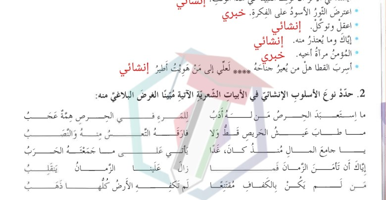 حل درس امثال الشعوب لغة عربية الصف السابع الفصل الثالث