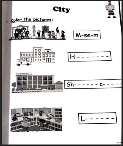 ملف شامل أوراق عمل الكتابة للفصول الثلاثة لغة إنجليزية صف ثالث