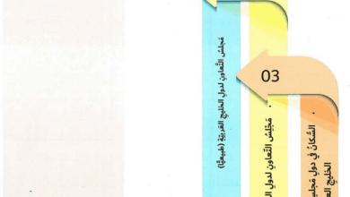 Photo of صف خامس فصل ثاني دراسات اجتماعية حلول الوحدة الأولى خليجنا واحد