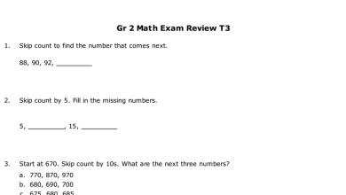 Photo of امتحان رياضيات منهج إنجليزي صف ثاني فصل ثالث