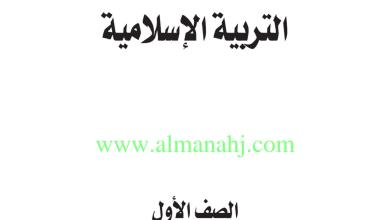 Photo of دليل المعلم تربية إسلامية للصف الأول فصل ثالث