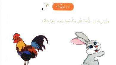 Photo of حل درس اوشي الارنب الاكول لغة عربية صف اول