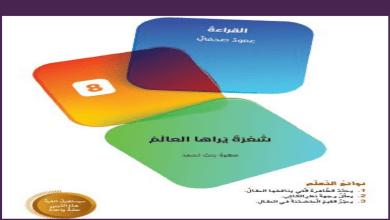 Photo of حل درس شعرة يراها الجميع لغة عربية صف عاشر فصل أول