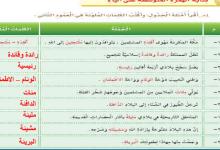 Photo of حل درس الهمزة المتوسطة على الياء لغة عربية صف خامس فصل ثاني