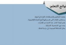 Photo of حل الرؤية الثانية المشروعات الإلكترونية من كتاب المواطنة الرقمية دراسات اجتماعية صف ثاني عشر فصل ثاني