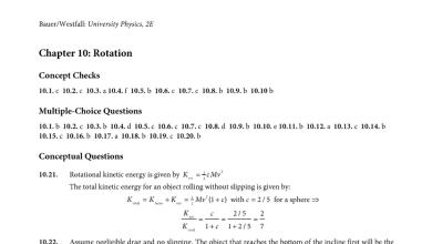 Photo of دليل المعلم فيزياء الوحدة 10 صف حادي عشر متقدم فصل ثالث