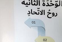Photo of حل درس الاتحاد في فكر زايد دراسات اجتماعية صف خامس