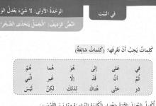 Photo of حل درس الجمل يتحدى الصحراء لغة عربية صف رابع فصل أول