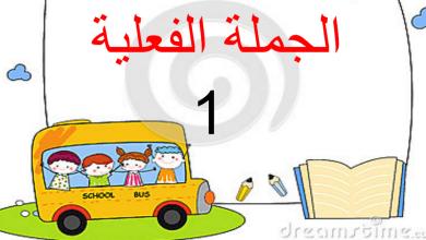 Photo of حل درس الجملة الفعلية كتاب النشاط لغة عربية صف رابع فصل ثاني