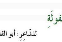 Photo of حل درس نشيد زمن الطفولة لغة عربية صف ثالث فصل ثاني