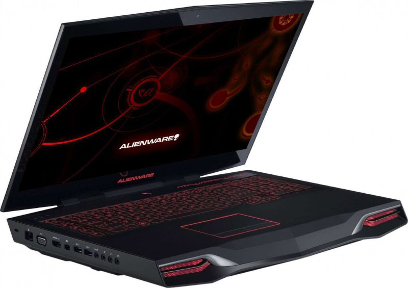 Dell Alienware M180704 Gaming Laptop i7 32GB 1TB256GB SSD 184 inch 16GB GFX Win81 Buy