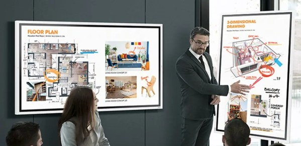 "Samsung Flip2 WM65R 65"" Interactive display"