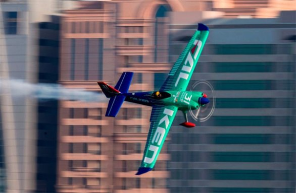 Abu Dhabi National Day airshow timing