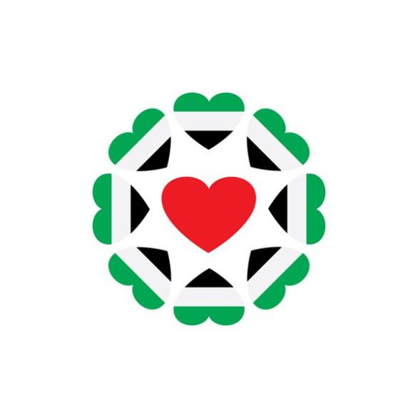 uae national day greetings logo
