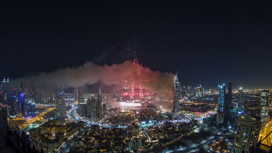 47th uae national day fireworks