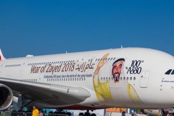 Year Of Zayed 2018