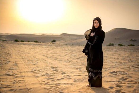 UAE National Dress for Women