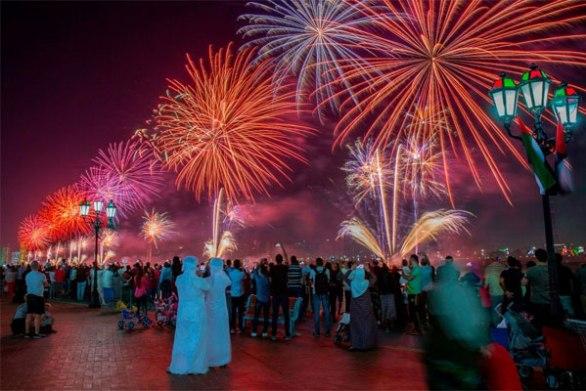 UAE National day sheikh zayed sport stadium