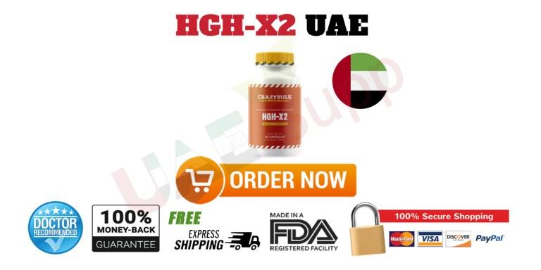 Buy HGH-X2 in UAE