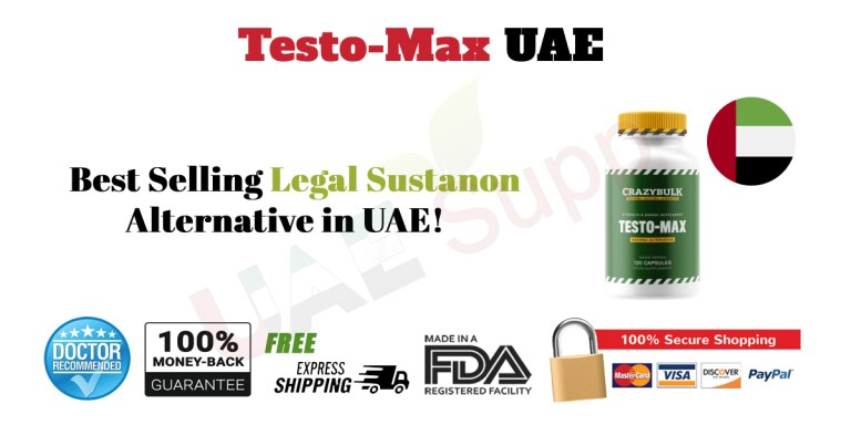 Testo-Max UAE Review