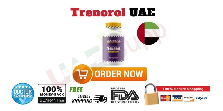 Buy Trenorol in UAE