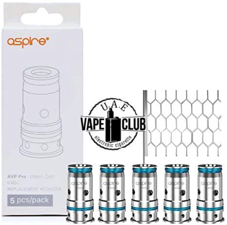Aspire AVP Pro Coils-5ps