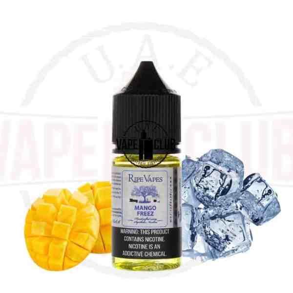 Mango Freez Ripe Vapes Synthetic 30ml