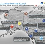Weather and Climate Highlights and Impacts, June August 2020