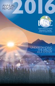 IARC Annual Report 2016