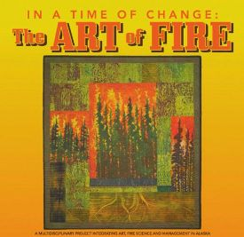 Art of Fire project with the Alaska Fire Science Consortium.
