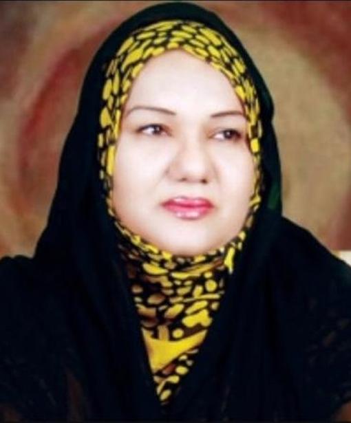 الدكتورة نور حسن سالم الغسانية