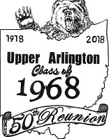 UAHS Class of 1968 Welcome