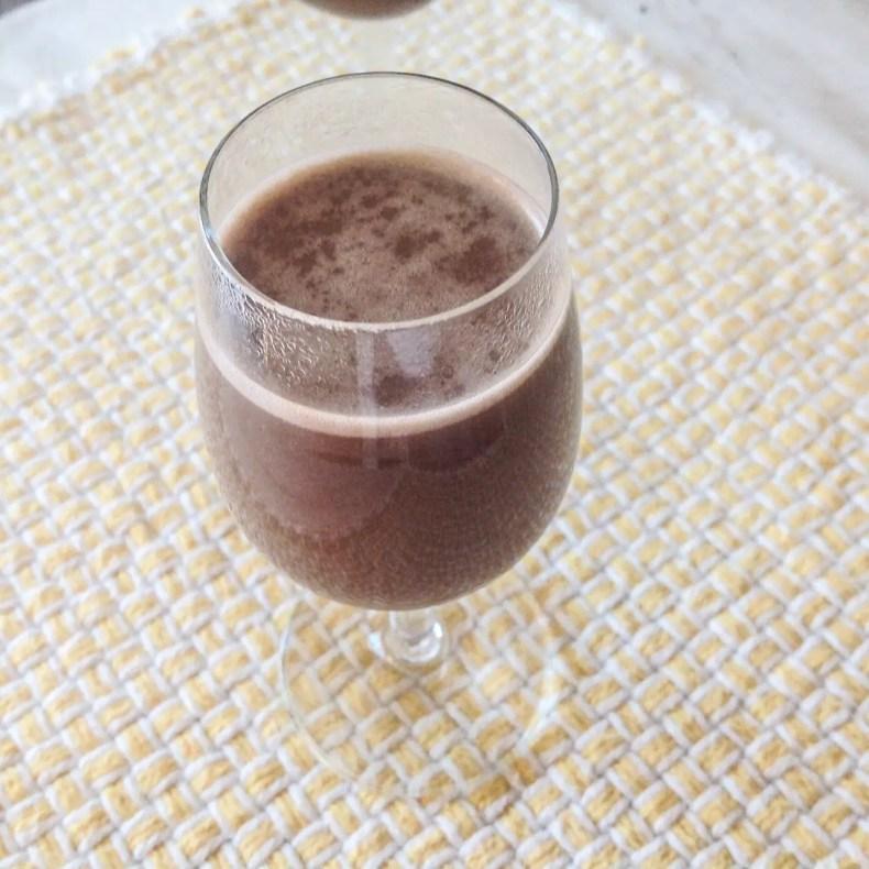 Chocolate Quente com Menta 2