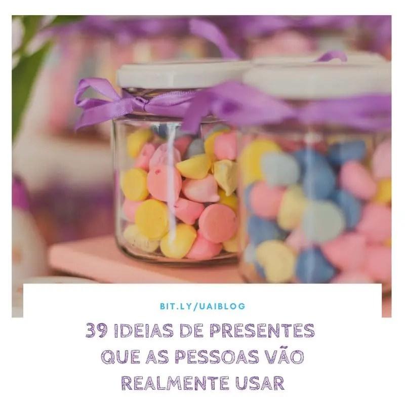 39 Ideias de Presentes que as Pessoas vão Realmente Usar