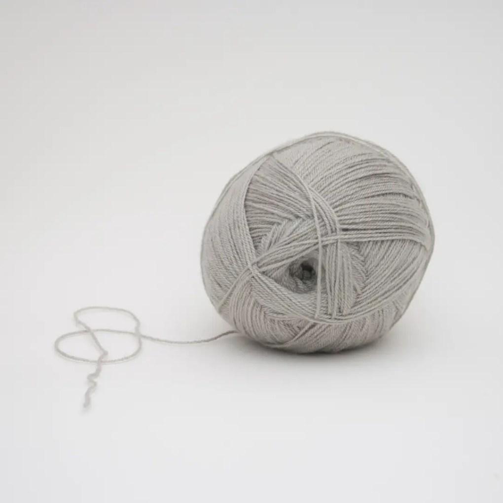 Como lavar crochê: peças de linha acrílica