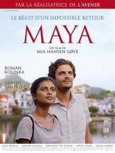 "Poster for the movie ""Maya"""